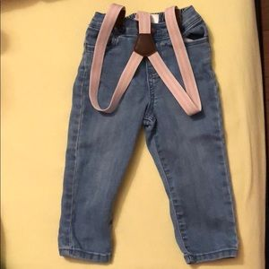 Oshkosh B'Gosh baby overalls